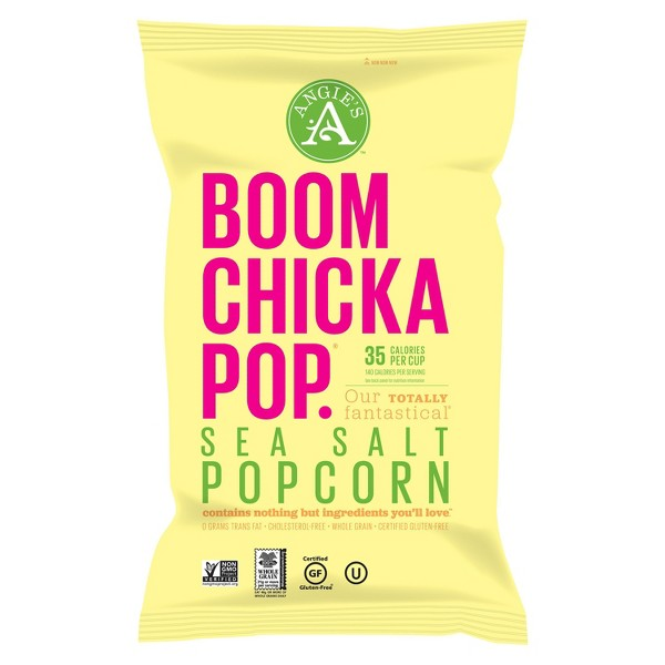 Angie's Boomchickapop Popcorn product image