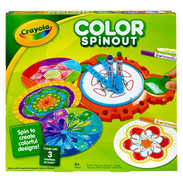 Crayola Color Spinout product image