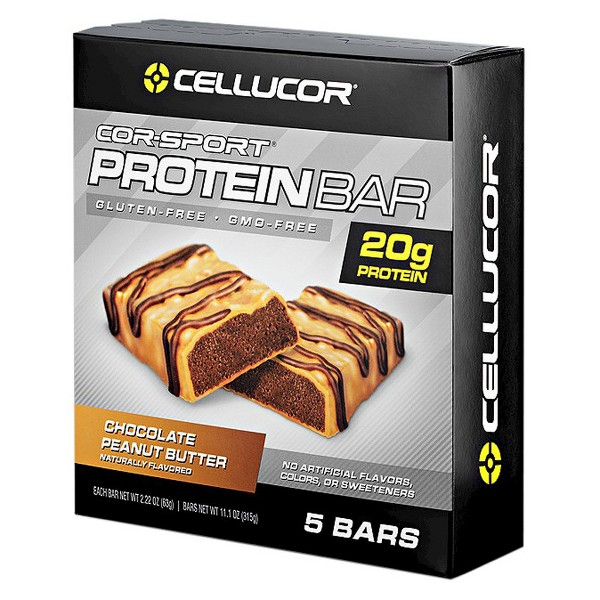 Cellucor Cor-Sport Protein Bars product image