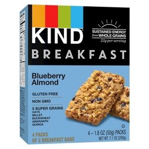 KIND Breakfast Bars
