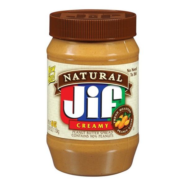 Jif Natural Peanut Butter product image