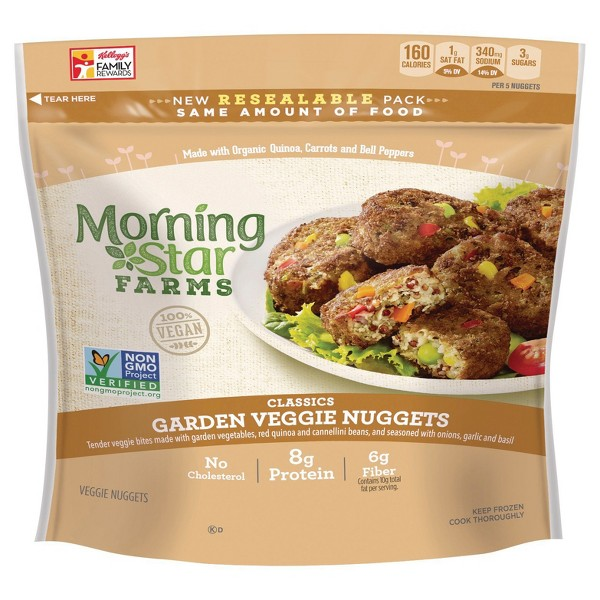 MorningStar Farms Veggie Nuggets product image