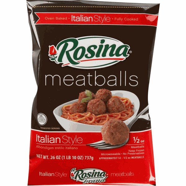 ROSINA Meatballs product image