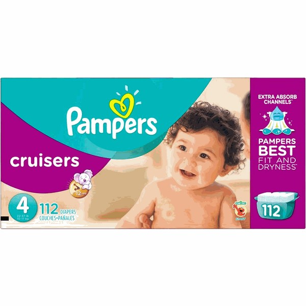 Pampers Cruisers product image