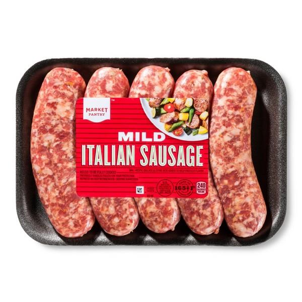 Market Pantry Fresh Sausage product image