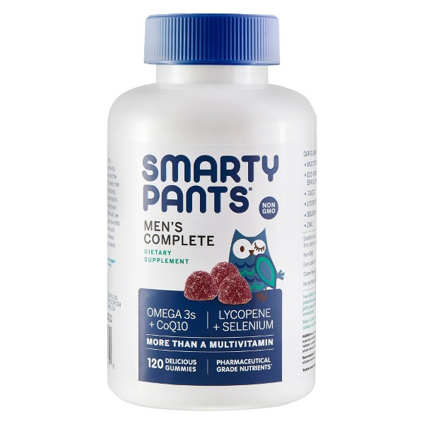 SmartyPants Men's Multivitamins product image