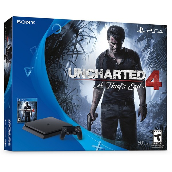 PlayStation 4 Uncharted Bundle product image