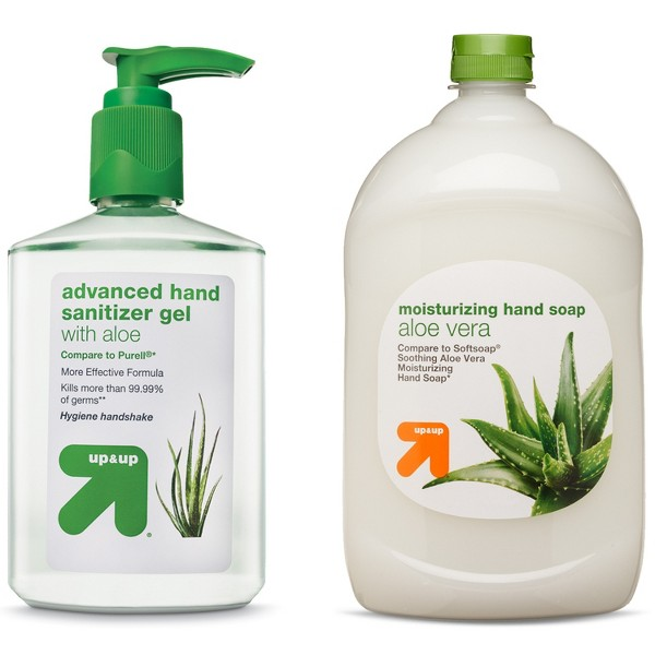 up & up Hand Soap & Sanitizer product image