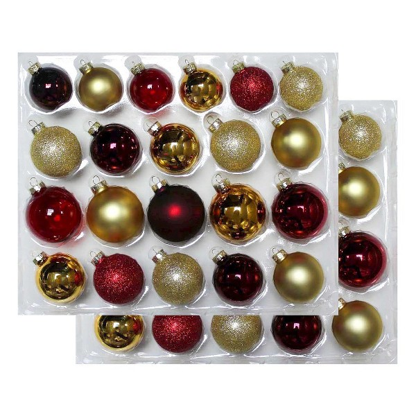 Boxed Glass Ornament Sets product image