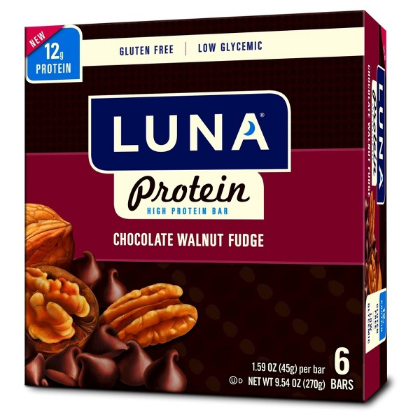 Luna Protein Bars product image