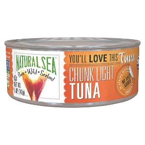 Natural Sea Tuna