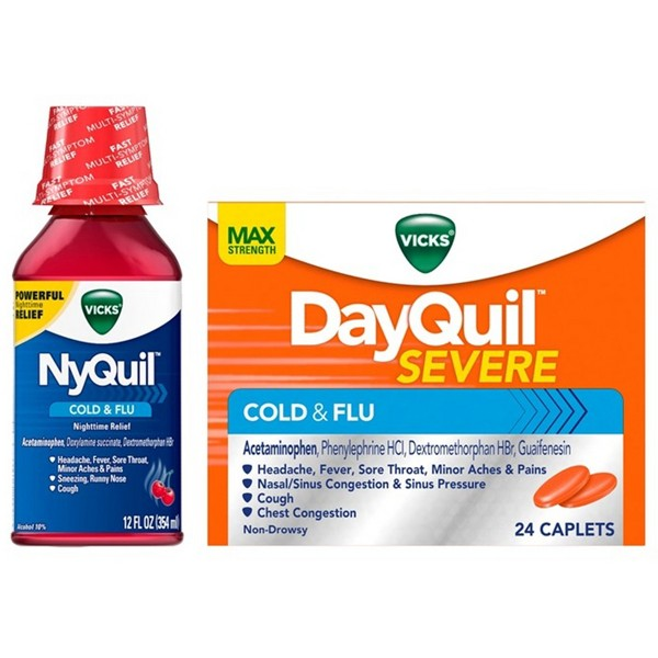 Vicks DayQuil & NyQuil product image