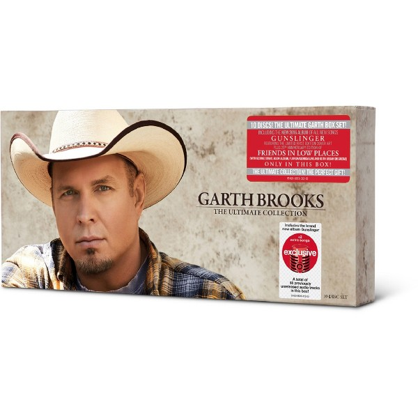 Garth Brooks Ultimate Collection product image
