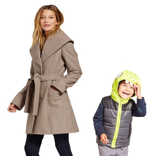 Outerwear for the Family product image