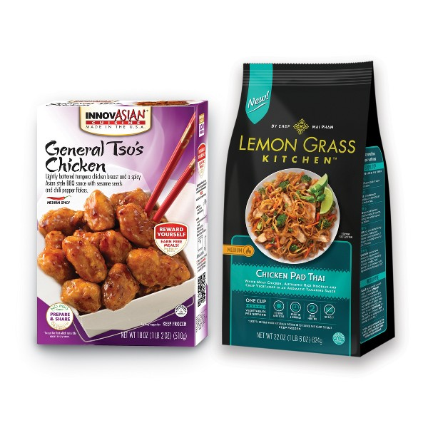 InnovAsian Frozen Meals & Rice product image