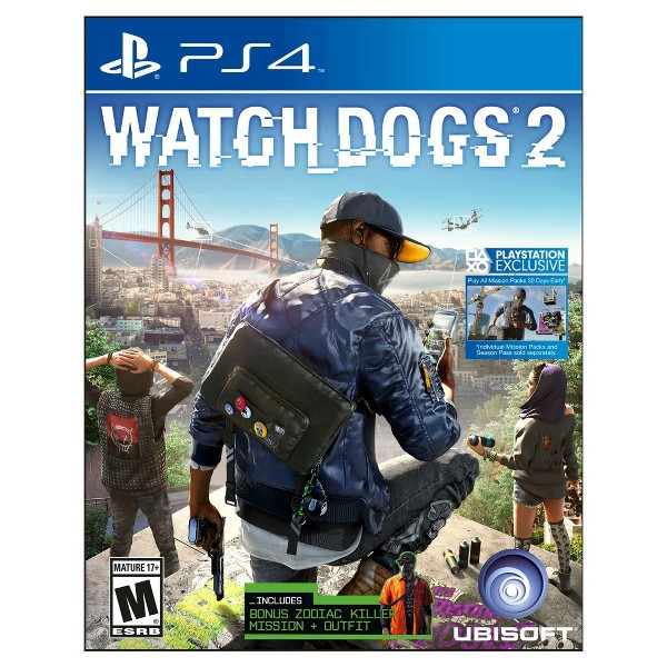 Watch Dogs 2 product image