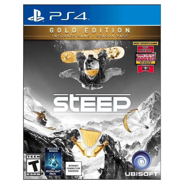 Steep Gold Edition product image