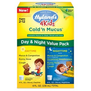 Hyland's 4Kids Cold Value Packs