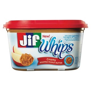 Jif Whips Peanut Butter