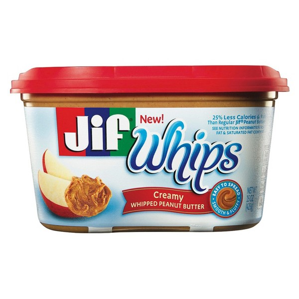 Jif Whips Peanut Butter product image