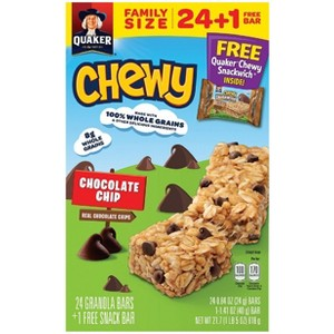 Quaker Chewy Value Packs