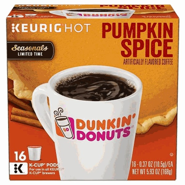 Dunkin Donuts K-cup Pods product image