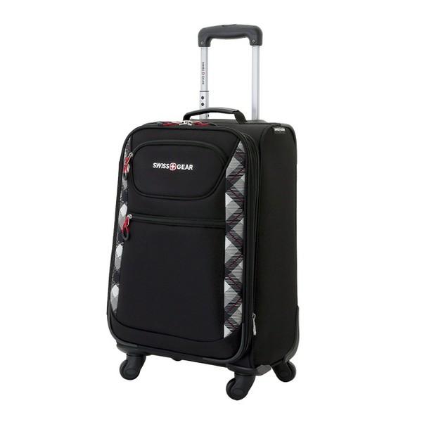 SwissGear Plaid Luggage product image