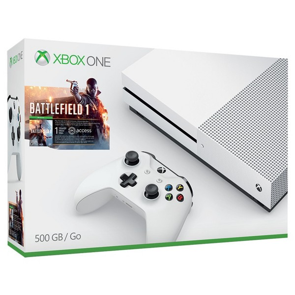 Xbox One S product image