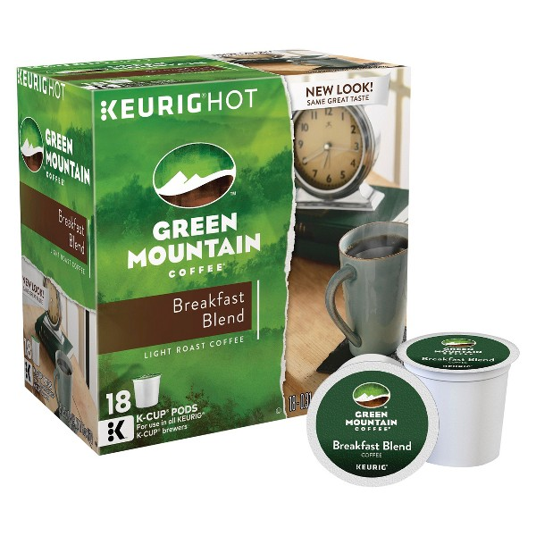 Green Mountain Breakfast Blend product image