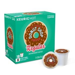 Donut Shop Coffee Regular