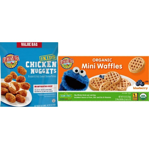 Earth's Best Frozen Items product image