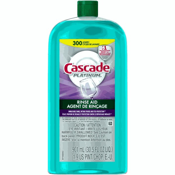 Cascade Rinse Aid product image