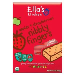 Ella's Kitchen Nibbly Fingers