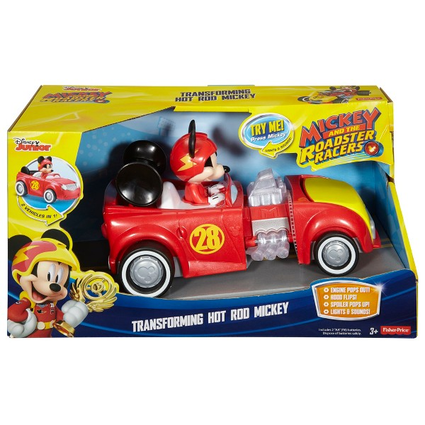 Disney Mickey Roadster Racers product image