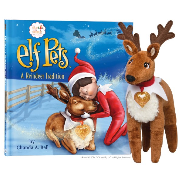 Elf Pets: A Reindeer Tradition product image