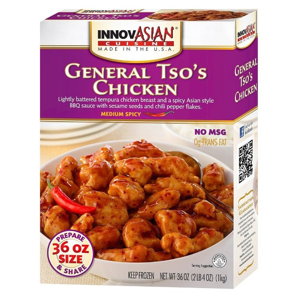 InnovAsian Family Sized Meals product image