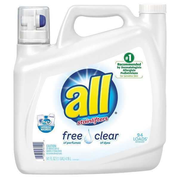 all Liquid Laundry Detergent product image