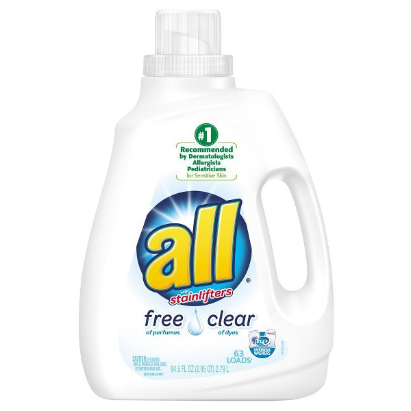 all® Liquid Laundry Detergent product image