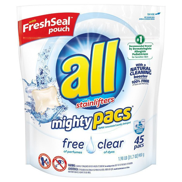 all Mighty Pacs product image