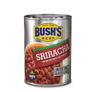Bush's Best Sriracha Beans