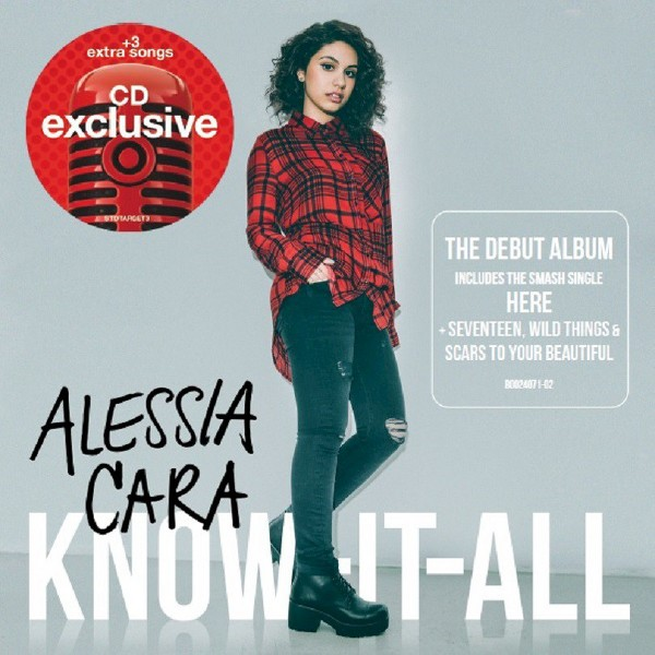 Alessia Cara: Know It All product image