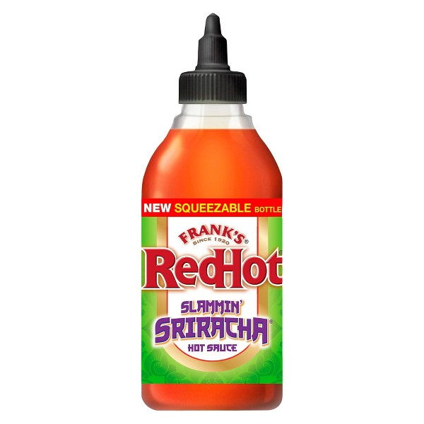 Frank's Red Hot Squeezable product image