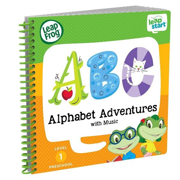 LeapStart Activity Books product image