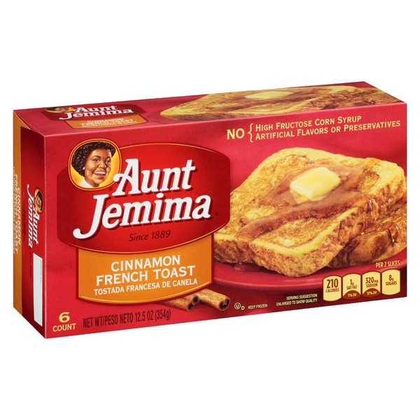 Aunt Jemima Frozen Breakfast product image