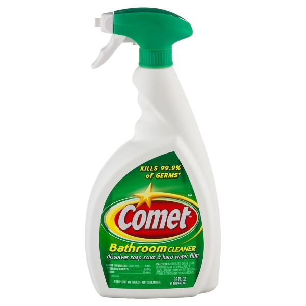 Comet Bathroom Cleaner Spray product image