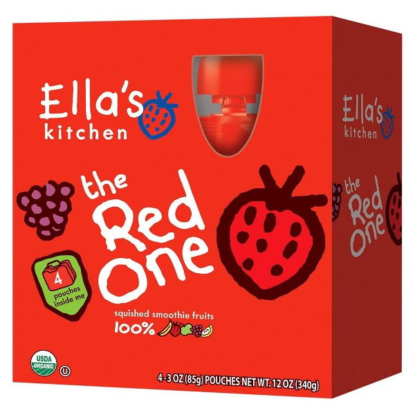 Ella's Kitchen Pouches product image