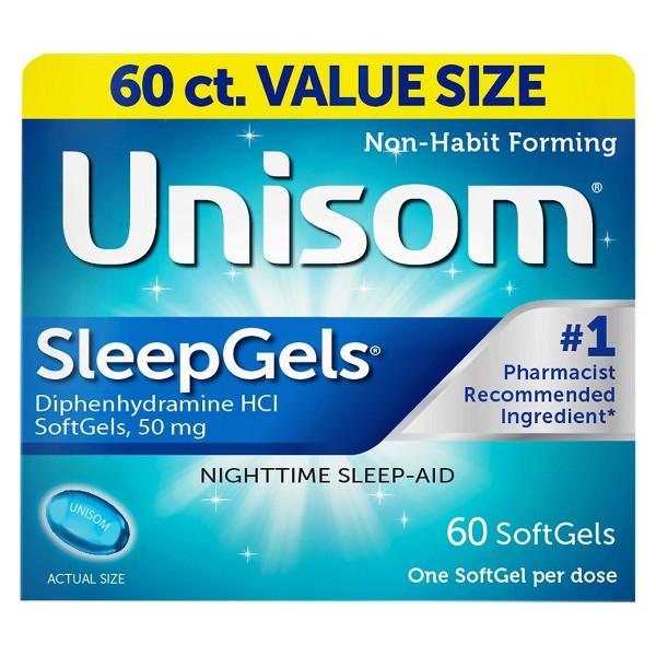 Unisom Sleep Aids product image