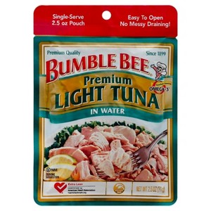 Bumble Bee Light Tuna Pouch