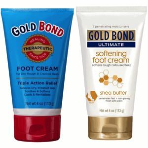 Gold Bond Foot Creams