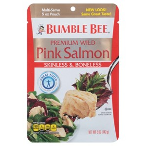 Bumble Bee Pink Salmon Pouch